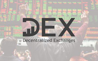 List Of Top Decentralized Exchanges (DEX) To Trade Cryptocurrencies