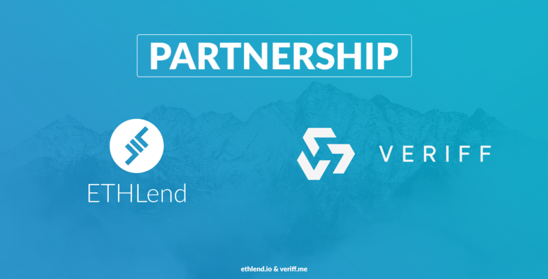 ETHLend and Veriff Are Tying Up To Bring Better Services to Decentralized Lending