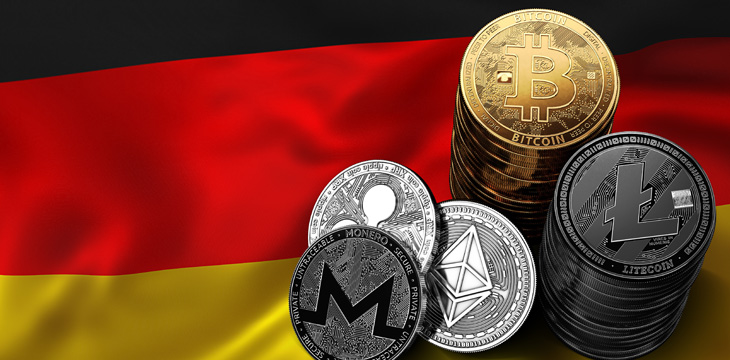 German Investment | Post Bank Survey | Investment in cryptocurrencies | 1 in 3 germans