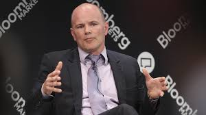 Bitcoin King Mike Novogratz Launches Bloomberg Galaxy Crypto Index