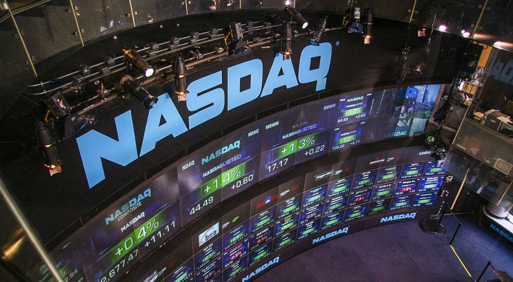 NASDAQ | NASDAQ News | DX Exchange | Cryptocurrency exchange NASDAQ