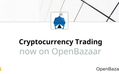 OpenBazaar Enables Peer-to-Peer Online Marketplace for 44 Cryptocurrencies