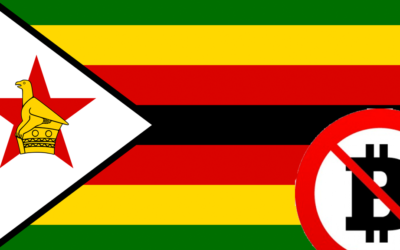 Central Bank Of Zimbabwe Bans Financial Institutions From Dealing in Cryptocurrencies