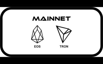 Here's All You Need to Know About the Upcoming TRON And EOS Mainnets