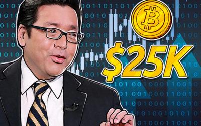 Bitcoin Bull Tom Lee Explains Why The Bitcoin Price Surge Prediction Failed