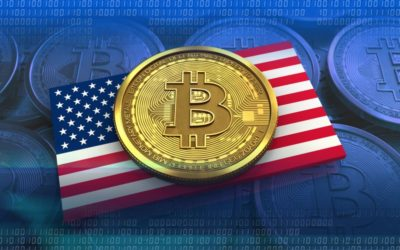 California Leads The List of Top 10 US States Interested in Cryptocurrencies