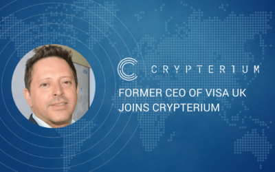 Former CEO of VISA UK Joins Cryptocurrency Startup To Help People Spend Their Money