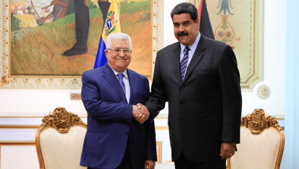 Palestine and Venezuela Come Together To Develop Bi-National Bank Funded With Petro