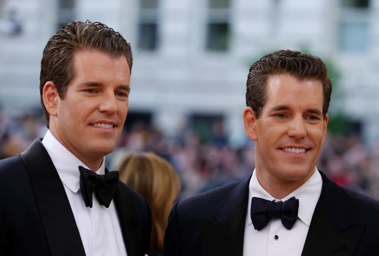 Winklevoss Brothers | Patent | ETP | Exchange Traded Products | ETF's