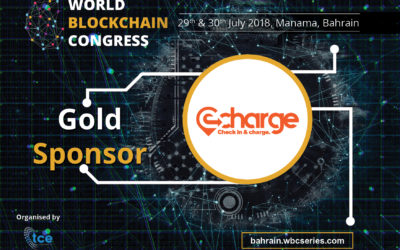 eCharge.work AG confirmed as the Official Gold Sponsor for World Blockchain Congress Bahrain 2018