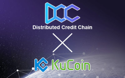 KuCoin Cryptocurrency Exchange Lists Distributed Credit Chain DCC