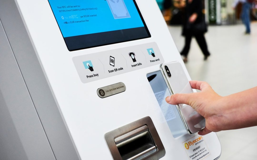Euro to Bitcoin and Ethereum ATMs Launched at Amsterdam Airport