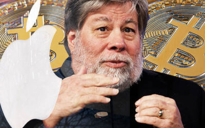Apple Co-founder Wozniak Wants Bitcoin to Become the World's Single Currency