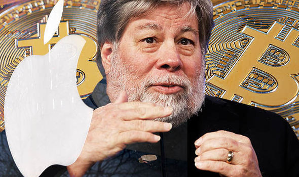 Apple Cofounder | Steve Wozniak | Wozniak supports Bitcoin | Wozniak support Jack Dorsey | Bitcoin to be single form of payment | Bitcoin updates