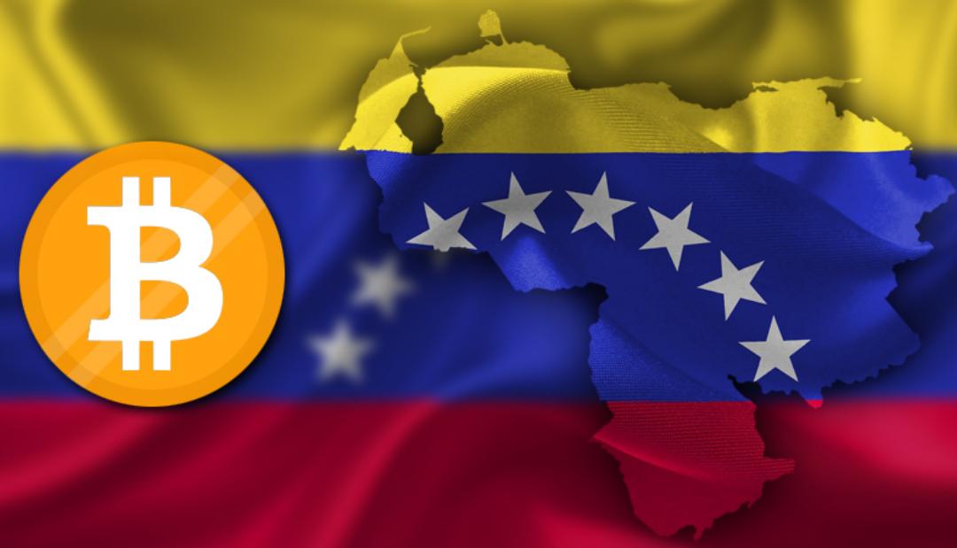 Bitcoin May Help Recover Venezuela's Crashing Economy
