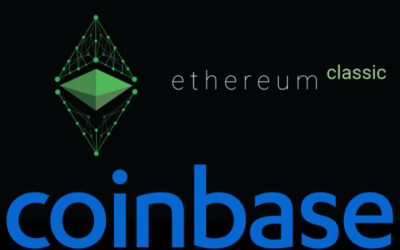 Ethereum Classic's Price Goes Up by 20% After Coinbase Announces to Add the Crypto