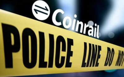 Hacked Crypto Exchange Coinrail Suspected of Money Laundering