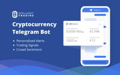 A New Telegram Bot Can Help You To Trade Cryptocurrencies