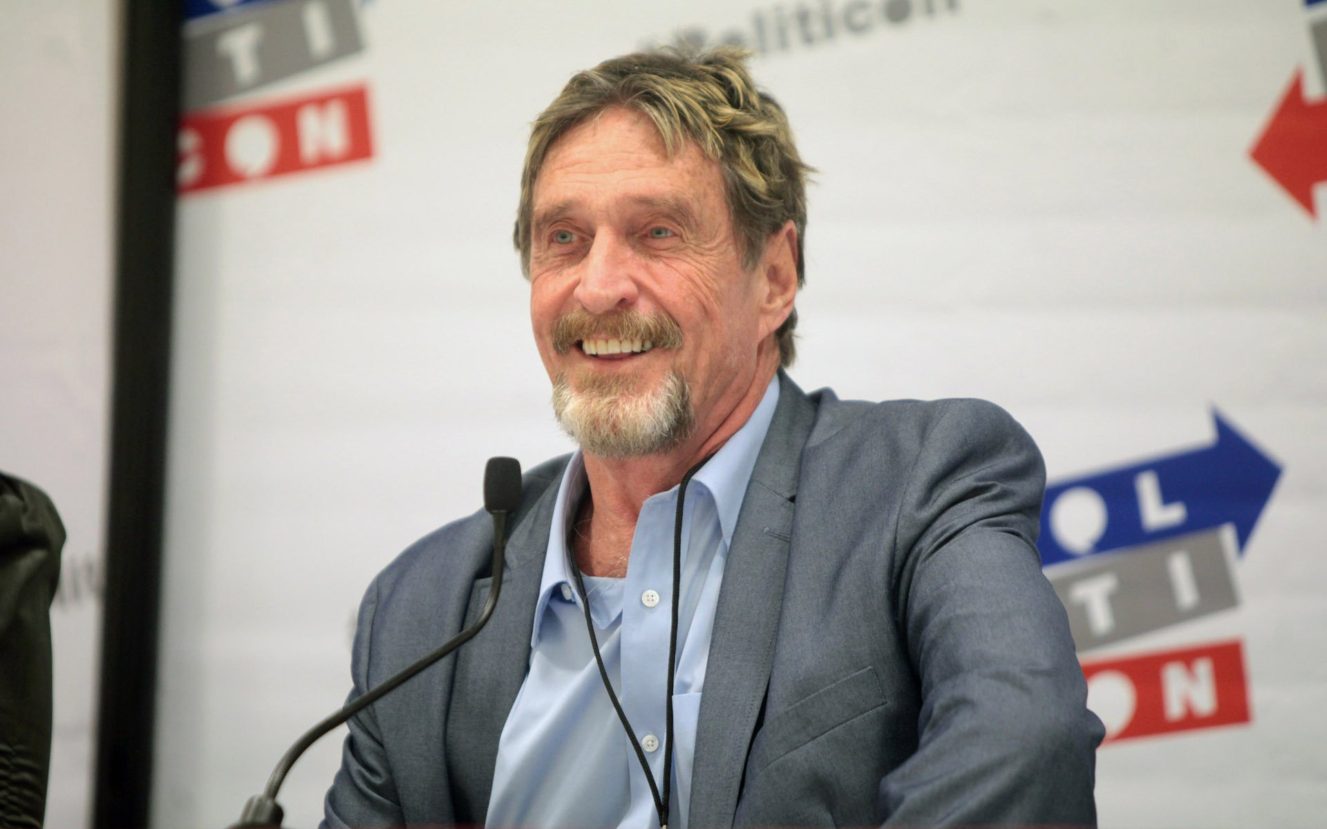 John McAfee | SEC Threats | McAfee Stops ICO Promotions | ICO updates | Initial Coin offerings
