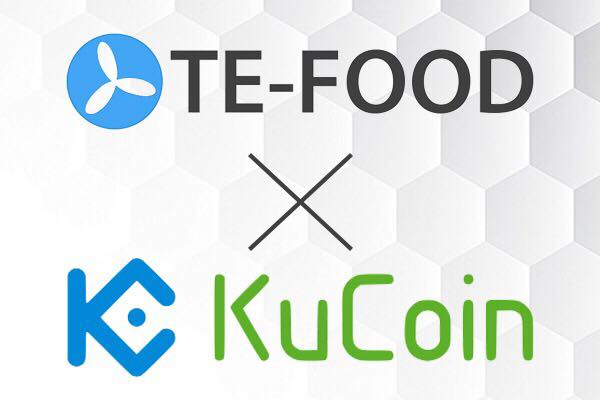 TE-FOOD is Now Officially Trading on KuCoin Exchange