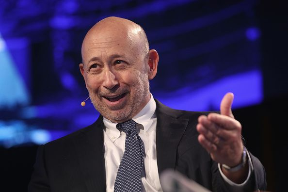 Goldman Sachs CEO: Bitcoin is 'Not For Me'