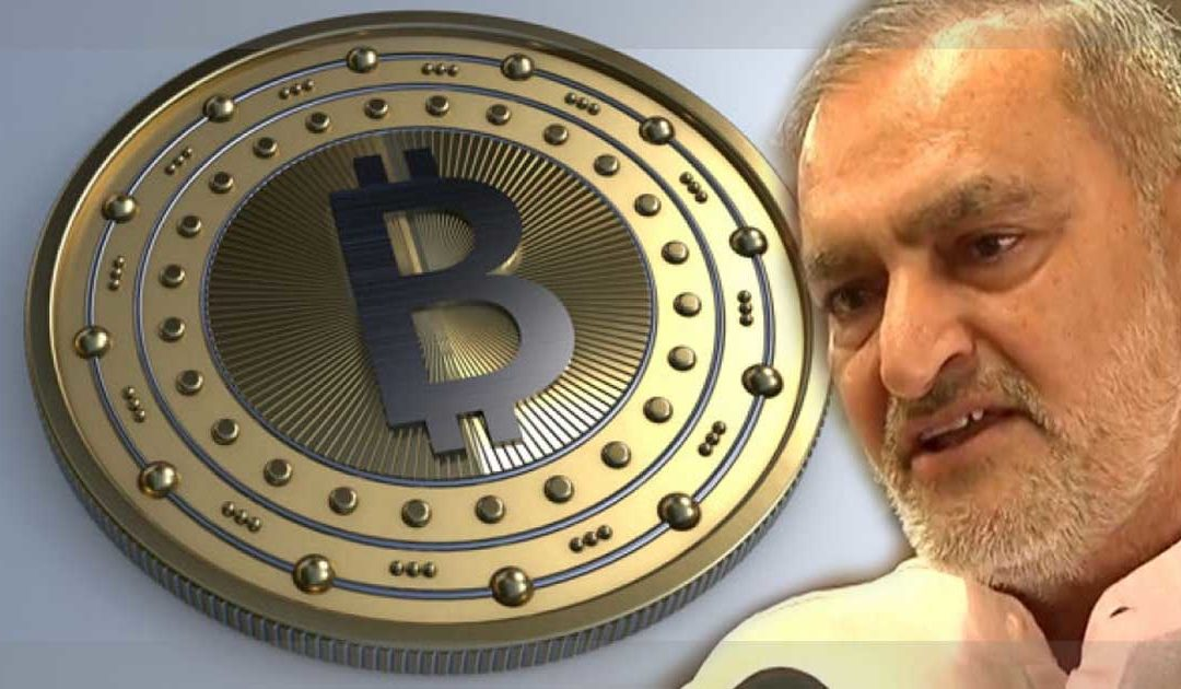 Ex-BJP MLA Nalin Kotadiya Declared Offender in Bitcoin Extortion Case