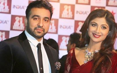 Shilpa Shetty's Husband, Raj Kundra Being Interrogated in a Bitcoin Scam