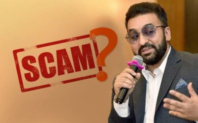 Raj Kundra Might be Declared Innocent in the Rs. 2000 Crore Bitcoin Scam