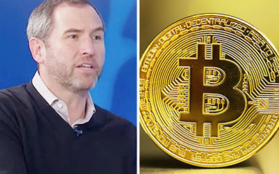 Ripple CEO Passes Another Comment on Bitcoin, Says China Controls Bitcoin