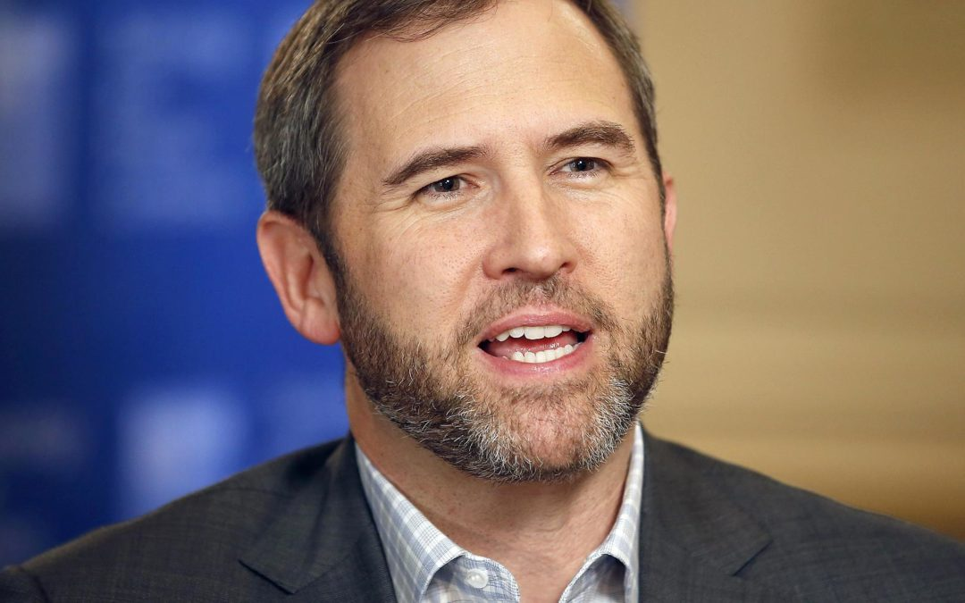 Ripple CEO Believes 'Dozens' Of Banks Would Use XRP by 2019
