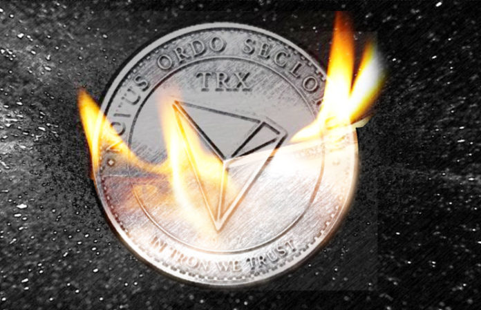 Tron to Burn 50 Million USD Worth of TRX to Mark Its Independence Day