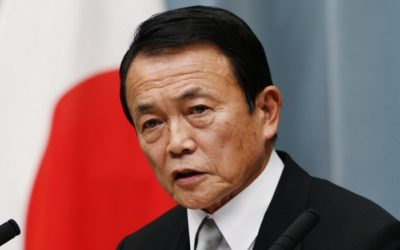 Japan's Finance Minister Wants to Change Cryptocurrecy Taxes