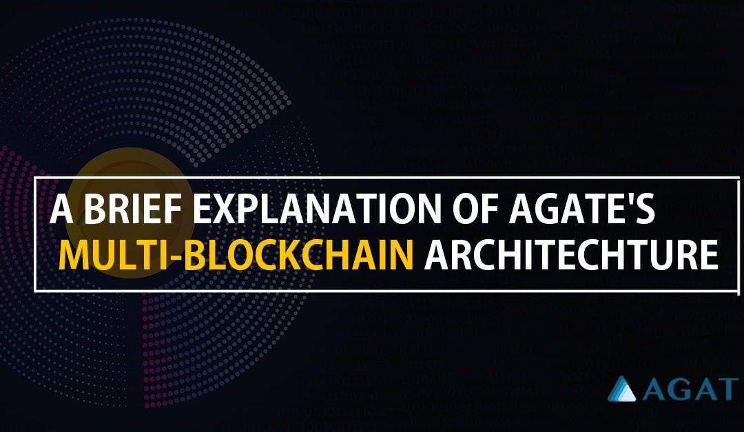 A Brief Explanation Of AGATE's Multi-blockchain Architecture