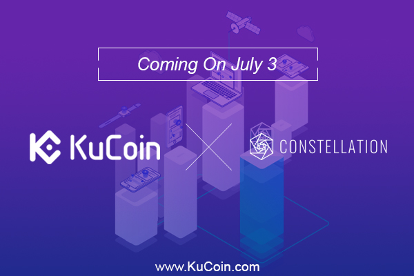 Constellation Lists Its DAG Crypto at KuCoin Exchange