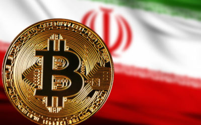Bitcoin Transaction Volumes in Iran Shoot Like Never Before