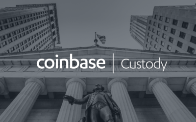 Coinbase Launches Custody Service For Institutional Investors