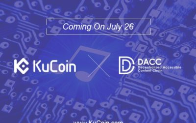 DACC Token Will Now Be Trading on KuCoin Exchange Platform