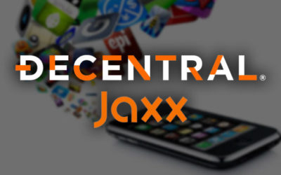 Ethereum Co-Founder Launches Jaxx Liberty, Decentral's Crypto Wallet