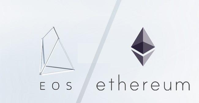 EOS Network Surpasses Ethereum's Transaction Volume Capacity