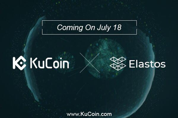 Elastos ELA Now Trading on KuCoin Exchange Platform