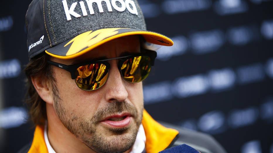 Fernando Alonso | F1 champion | Kodak Blockchain | Image protection | Blockchain updates
