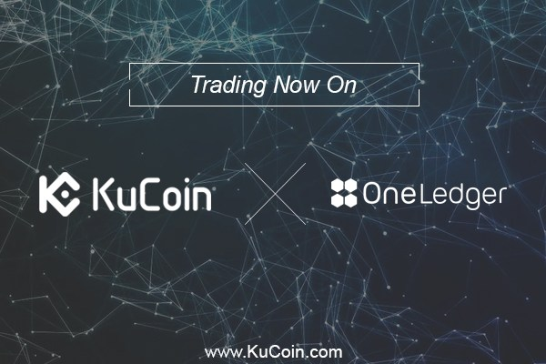 OneLedger OLT Now Trading on KuCoin Blockchain Asset Exchange