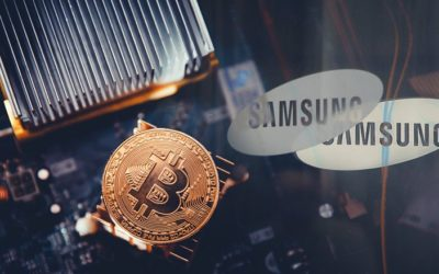 Samsung Stores in Three Baltic States Now Accept Crypto