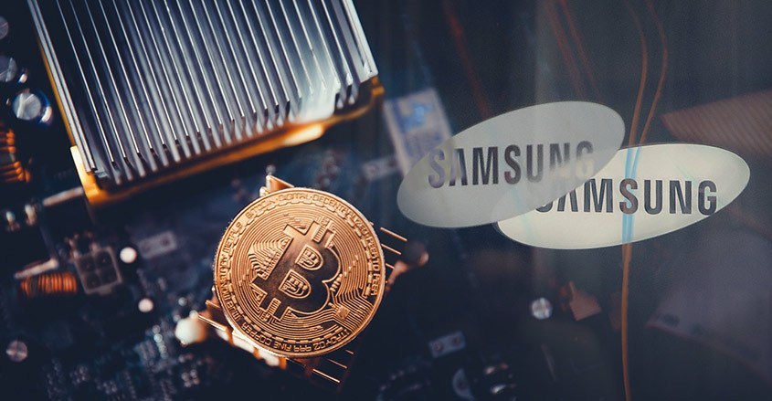 Samsung stores in Baltic | Samsung stores accept crypto | samsung accepts bitcoin | samsung updates| crypto updates | bitcoin updates
