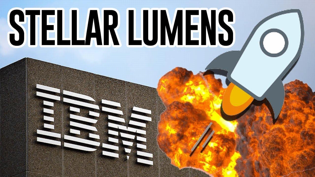Stellar Lumens | IBM | Huobi | Australian government | Stelar lumens updates | XLM updates