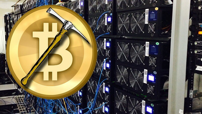 The Top Three Countries For Bitcoin Mining