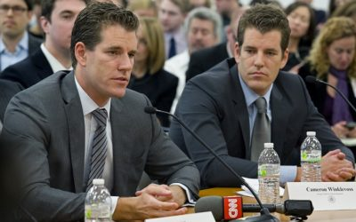 Winklevoss Twins' Crypto Firm Hires New York Stock Exchange Top Executive