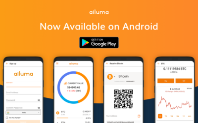 Alluma Cryptocurrency Exchange Launches Android Mobile App