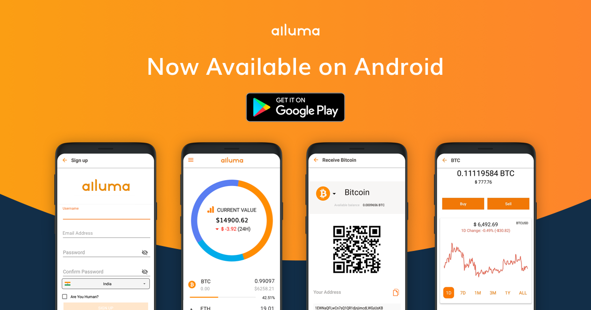 app for cryptocurrency exchange