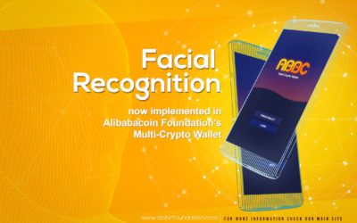 Facial Recognition Now Implemented In Alibabacoin Foundation's Multi-Crypto Wallet